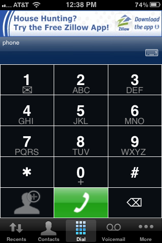 Iphone Free Sip Phone Clients For Asterisk Pbx Blog Jon